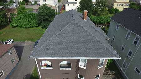 Asphalt Roof in Worcester MA